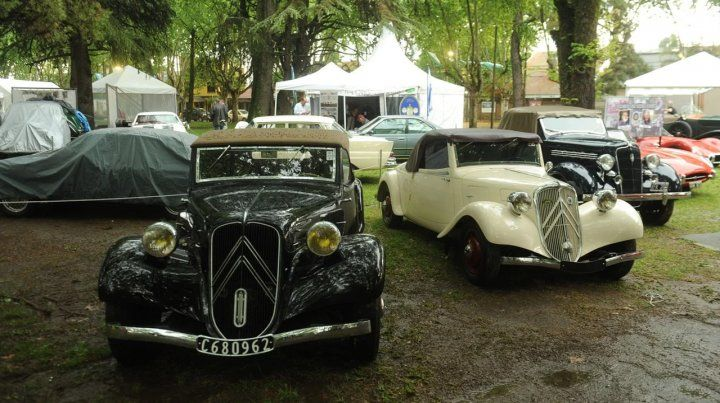 Autoclásica 2019, la mayor exposición de autos antiguos de Sudamérica
