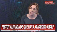 Vidal pidió revaluar la decisión de la tenencia de Abril a su madre