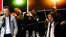 En ese recital en el Gran Rex, Cacho Castaña y Palito Ortega cantaron Te quiero tanto en honor a Sergio Denis.