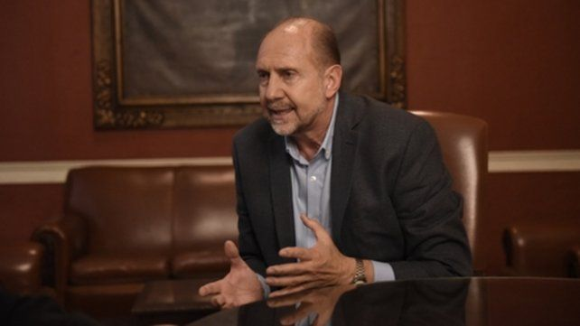 Reacción. Omar Perotti no ocultó su descontento con el rumbo de la transición y cuestionó a Miguel Lifschitz.