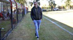 El vice. Cristian DAmico habló sobre el significado de recibir a Diego en el Coloso Marcelo Bielsa.