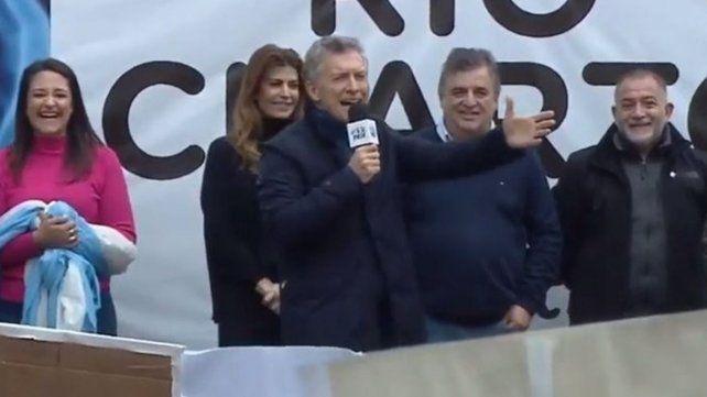 Macri dijo que el mundo se asustó con el resultado de las Paso en agosto