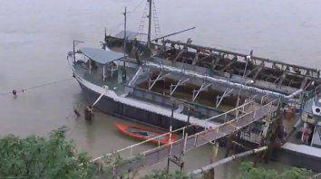 Un mecánico de barcos murió ahogado al caer al río Paraná