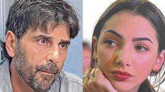 Darthés y Fardín. La actriz lo acusa de haberla violado en un hotel de Managua, en una gira.