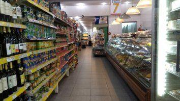 Inflación. Los precios subieron 5,7% en el rubro de alimentos y bebidas no alcohólicas, según el Indec.