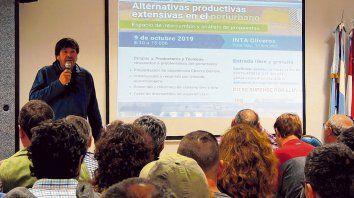 conocimiento aplicado. Longo señaló que en varias Experimentales de Inta abordan el tema de la producción agroecológica.
