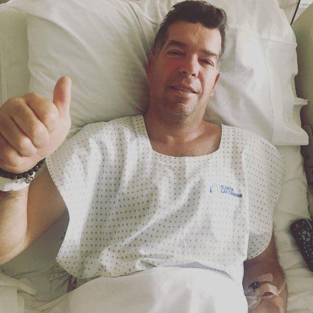 El emotivo mensaje del Rifle Castellano tras su operación de cáncer de próstata