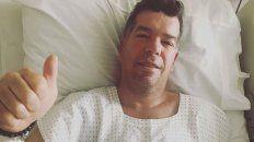El emotivo mensaje del Rifle Castellano tras su operación de cáncer