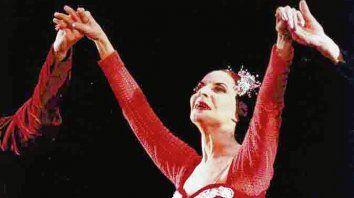 Estilo. Alicia Alonso, la bailarina que más tiempo duró en escena.