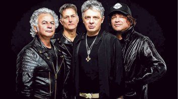 Para siempre. La formación original de los Ratones volvió a pleno en 2017. Ahora comienzan una nueva gira.