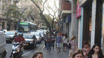 Cómo serán los desvíos de colectivos en calle San Luis