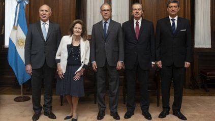 Respuesta. La Corte desestimó un planteo de la gestión de Macri respecto de un reciente fallo clave.