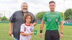 Tarjeta Verde. Enzo Ferraro, de Argentinos Juniors, fue el primero en ganar el premio de juego limpio de AFA.