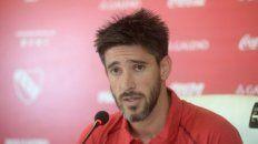 Seguro. Pérez, que tiene contrato en el rojo hasta 2021, sueña con volver al Parque.