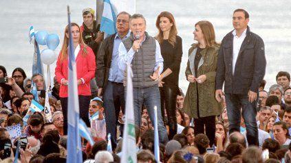 Macri: La Argentina va a crecer y dejar atrás años de frustraciones
