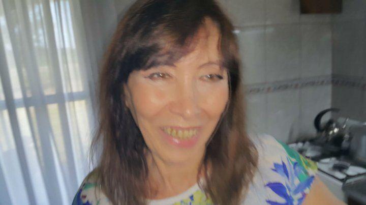 Ana María Alurralde está desaparecida desde ayer viernes.