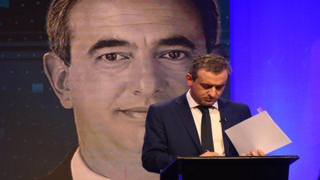 El intendente electo de Rosario, Pablo Javkin.