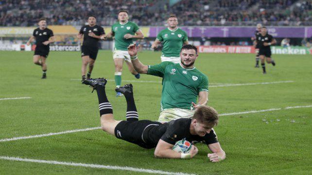Inglaterra y Nueva Zelanda, con la pasta de campeones