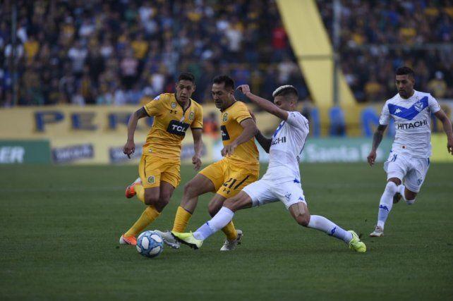 Central perdió con Vélez sin merecerlo y ahora la preocupación es mayor