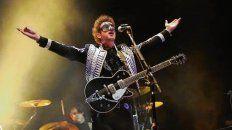 Masivo. 10 mil personas asistieron al concierto en la ciudad mexicana.