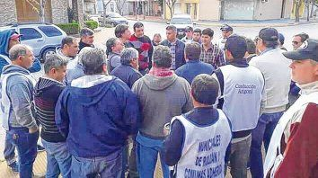 La Policía de la Ciudad indicó que por los incidentes detuvieron a nueve personas