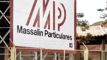 Ajuste. Massalin cerró su planta en Goya. Hay 220 empleados en la calle.