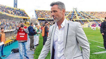 En foco. Cocca se jugará dos bravas paradas, con Estudiantes en La Plata y Godoy Cruz en el Gigante de Arroyito.
