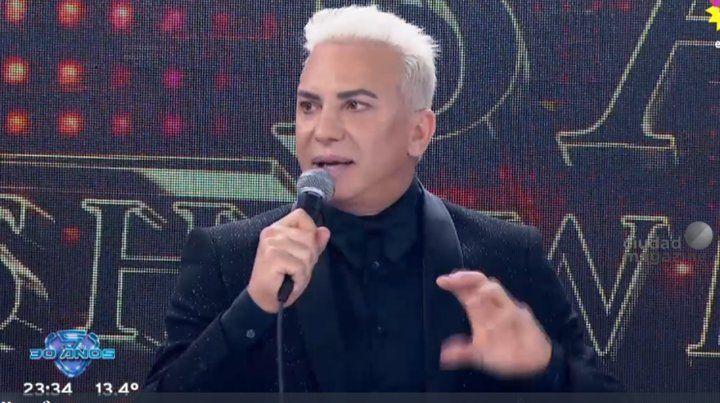 Flavio Mendoza les pidió a Luli Salazar y Cinthia Fernández que se den un beso