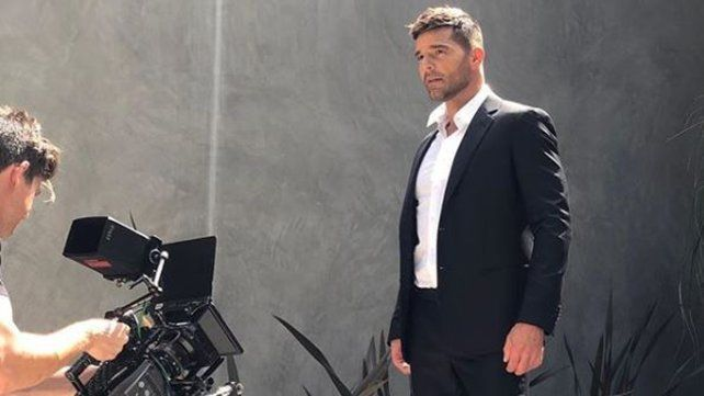 Ricky Martin anunció el inicio de una gira mundial