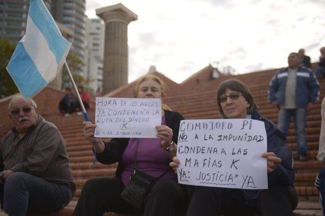 Macri recibió la bendición de un pastor evangélico