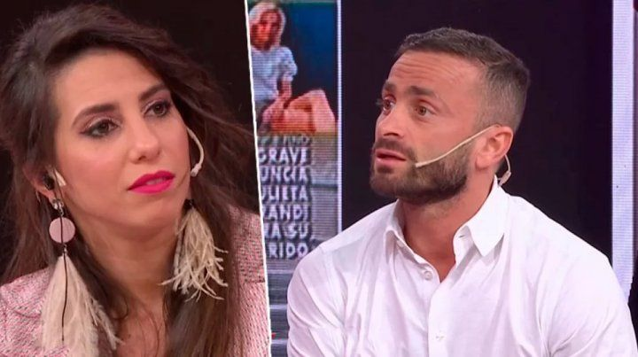 Baclini habló sobre la versión que afirman que le paga a Cinthia Fernández para que sea su novia porque es gay