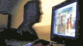 El condenado utilizaba su computadora personal para acopiar material ponográfico infantil.