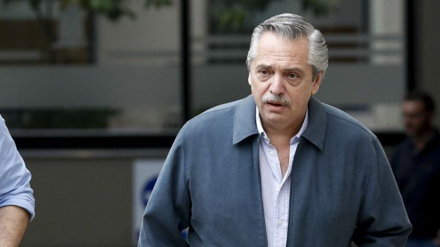 Alberto dijo que no tiene operadores judiciales
