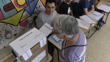 los votos de las presidenciales, escuela por escuela en rosario