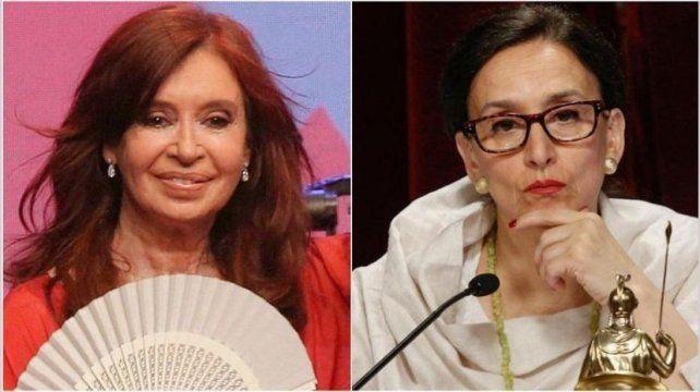 Puja entre Michetti y Cristina por la jura del 10 de diciembre