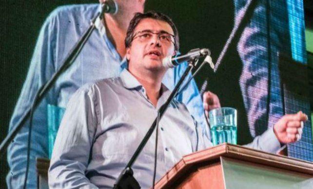 Sebastián Chale será el titular de la Secretaría de Producción y Empleo.