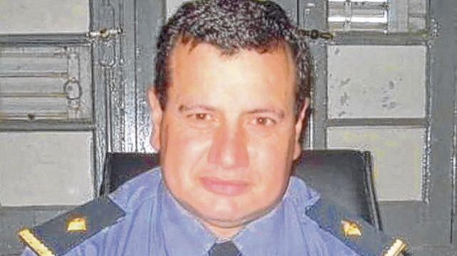 acusado. Fabián Basualdo estaba al frente de la seccional 34ª cuando se produjo el hecho que le achacan.