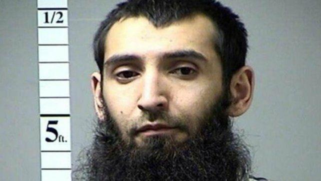 Saipov. El terrorista uzbeko.