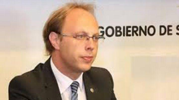 El ministro de Economía de Santa Fe