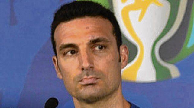 Scaloni dio la lista con Messi y Agüero