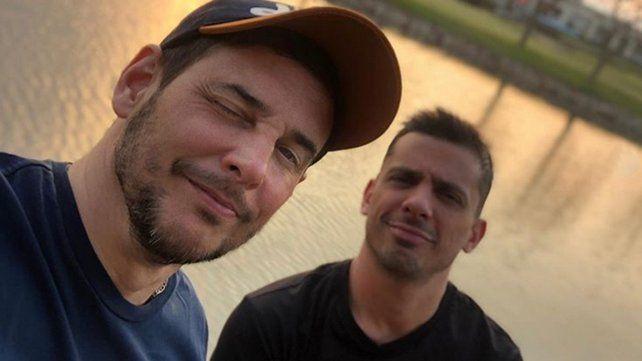 Rodrigo Lussich anunció que se casa con Juan Pablo Kildoff