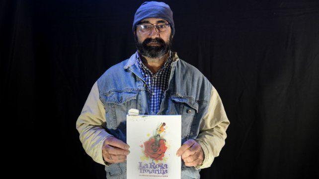 El reconocido artistas pidió disculpas por el incidente en el local del PRO.