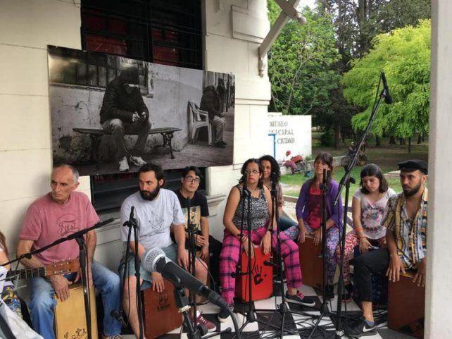 Un viaje artístico en el Distrito Centro para el cierre anual de sus espacios culturales