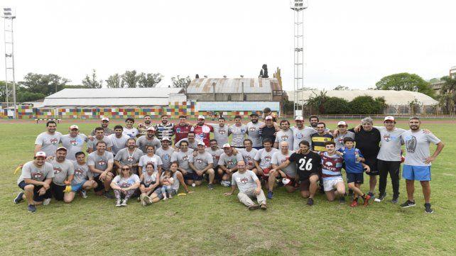 Visitas de primera a San Agustín en el Estadio Municipal