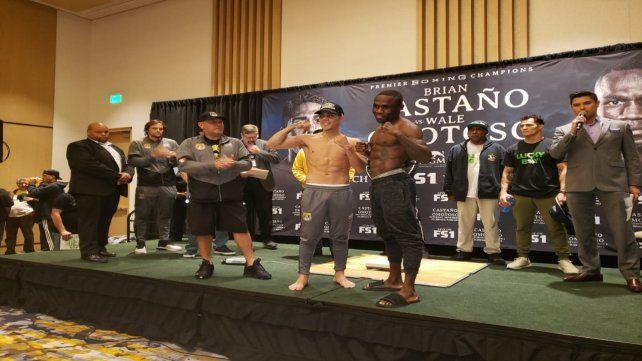 Brian Castaño se sube otra vez al ring en Maryland