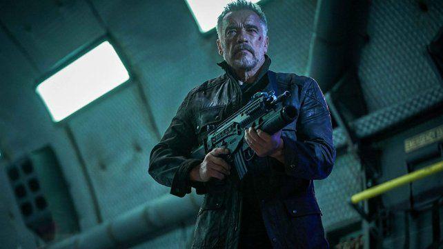 Terminator: destino oculto, Arnold, el invencible