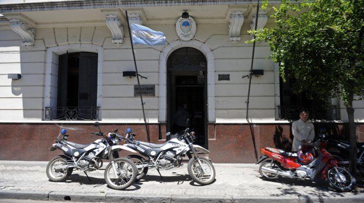 Bajo la lupa. La comisaría de Paraguay al 1100.