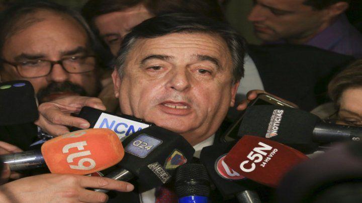 Negri destacó el contexto de paridad de fuerzas en la nueva composición del Congreso nacional.