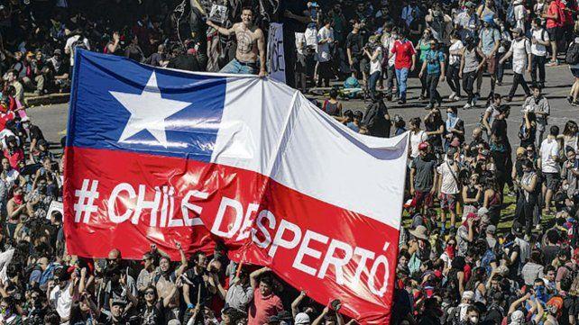 Chile: tiempos difíciles y también esperanzadores