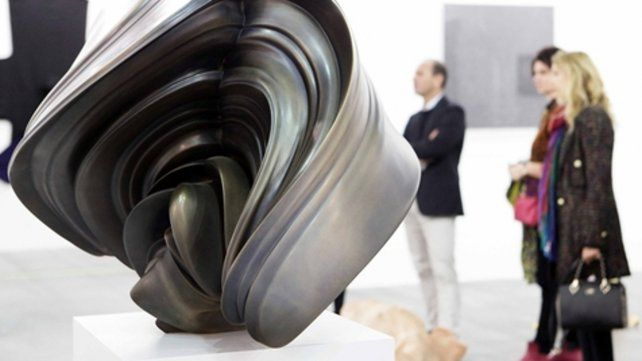 Artissima. La principal feria de arte contemporáneo de Italia reúne a más de 200 galerías de 43 países.